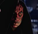Cânon:Lorde Sith