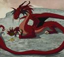Roter Drache (Dragon Hunters)