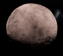 Monde von Zwergplaneten in unserem Sonnensystem