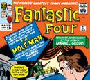 Fantastic Four Vol 1 22