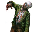 Resident Evil Enemy Images