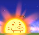 Angry Sun (Event Enemy)