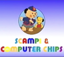 Scampi and the Computer Chips