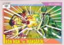 Anthony Stark vs. Mandarin (Earth-616) from Marvel Universe Cards Series II 0001.jpg