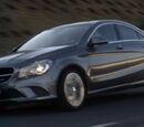 Mercedes-Benz Classe CLA - C117