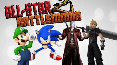 All-Star Battlemania 2 v0.3 Release Trailer