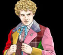 Signature The Sixth Doctor
