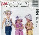 McCall's 3598 B