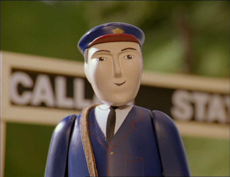 TV版第4シーズンのトム・ティッパー