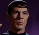 Spock (Star Trek TOS)