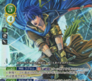 Fire Emblem 0 (Cipher): Dual Swords of Hope/Card List