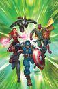 Captain America Road to War Vol 1 1 Textless.jpg