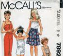 McCall's 7892