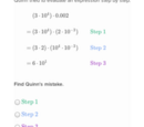 Multiplication and division with powers of ten