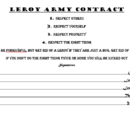 Trogdor Burninator/The Leroy Squad Contract!