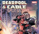 Deadpool & Cable: Split Second Vol 1 2