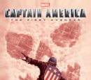 Guidebook to the Marvel Cinematic Universe - Marvel's Captain America: The First Avenger Vol 1 1/Images