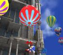 High-Rise Balloon Climb