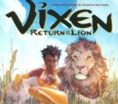 Vixen: Return of the Lion (Collected)