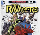 The Ravagers Vol 1 0