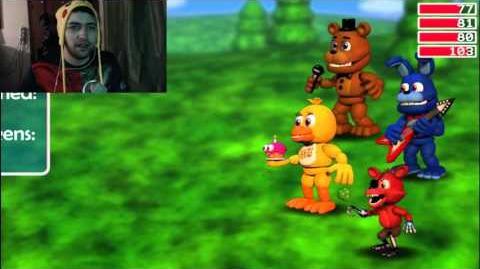 Kushowa Plays Video Games