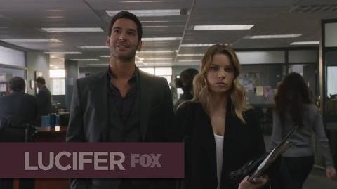 """LUCIFER Preview """"Lucifer, Stay. Good Devil"""" FOX BROADCASTING"""