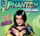 Phantom Lady and Doll Man Vol 1 1