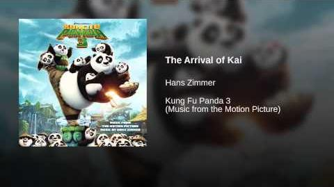 The Arrival of Kai - 04 KFP3 soundtrack