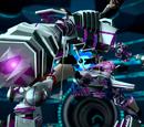 La Guerra de la Dimensión X