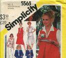 Simplicity 5563 B