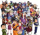 Sagas de Dragon Ball Super