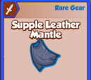Supple Leather Mantle