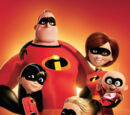 The Incredibles galleries