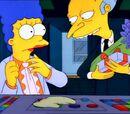 Marge muss jobben
