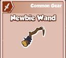 Newbie Wand