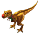 Red-Nosed T-Rex