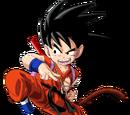 孫悟空Son Goku孫悟空(Exaggerated)