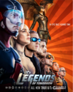 DC's Legends of Tomorrow poster - An Epic Race Against Time.png