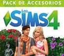 Los Sims 4: Jardín Romántico - Accesorios