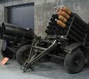 Projector, Rocket 3-inch, No. 8, Mk. I