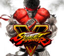 TheBlueRogue/Street Fighter V Character Bracket Tournament - Final Round