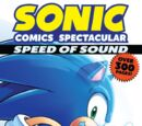 Sonic Comics Spectacular: Speed of Sound