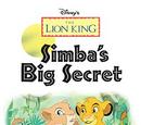 Simba's Big Secret