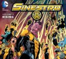 Sinestro: Rising (Collected)