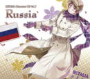 Хеталия: Страны Оси Character CD Vol. 7 – Россия