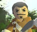 Captain Rosebernard