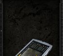 'PDA for Dima'