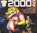 2000 AD Vol 1 1969