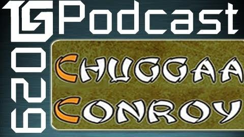 TGS Podcast -29 ft. Chuggaaconroy, Hosted by Total Biscuit & Dodger