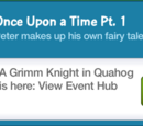 A Grimm Knight in Quahog